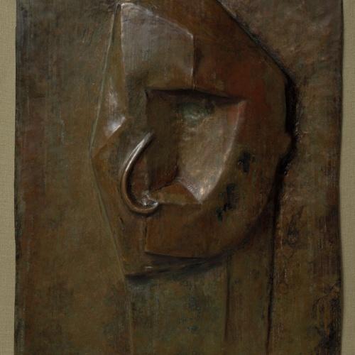 Juli González - Self-portrait - 1937