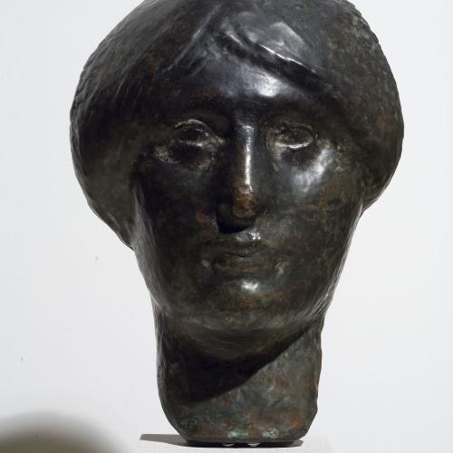 Juli González - Retrat d'Alberta - 1913
