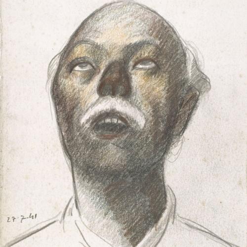 Juli González - Autoretrat (Auto-portrait) - 1941