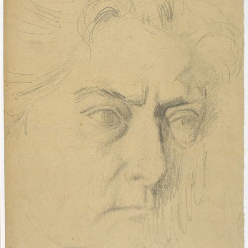 Juli González - La mère de l'artiste (The Mother of the Artist) - Circa 1920