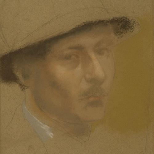 Juli González - Autoretrat - Cap a 1914-1917