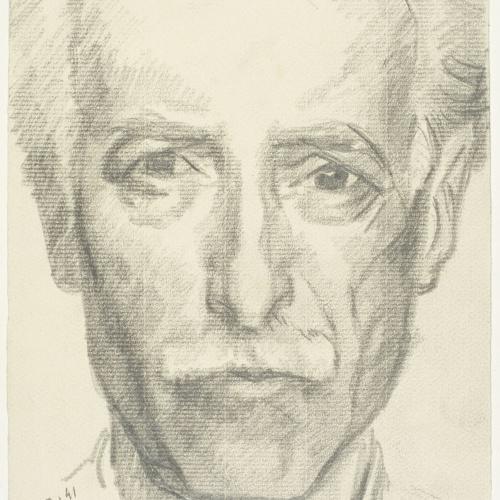 Juli González - Auto-portrait (Autoretrat) - 1941