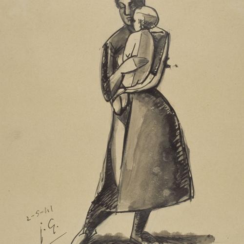 Juli González - Maternitat (Maternité) - 1941