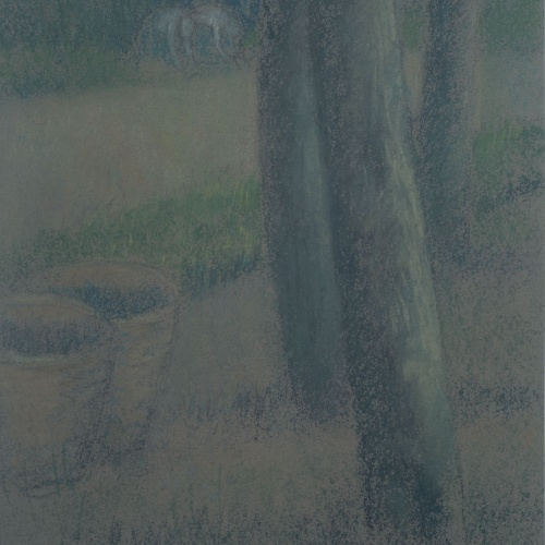 Juli González - Els arbres i les cistelles (Les arbres et les paniers) - 1919