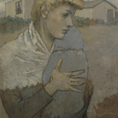 Juli González - Maternitat - 1906