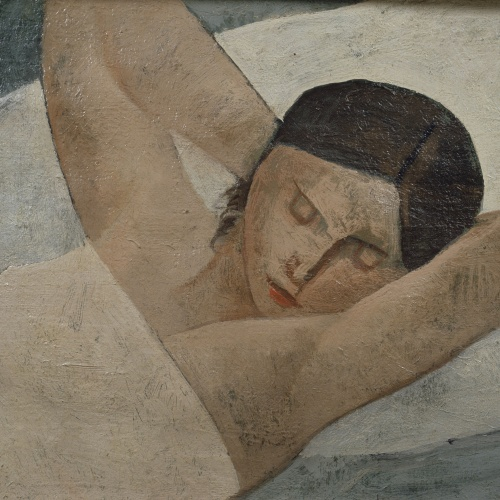 Juli González - Noia adormida - Cap a 1925-1930