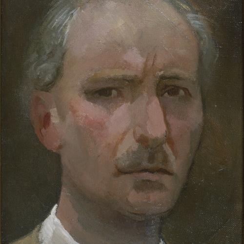 Juli González - Self-portrait - Circa 1920-1926