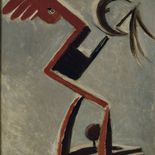 Juli González - Personatge-espai, núm. 1 - Cap a 1936-1939