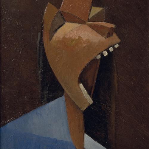 Juli González - Cap cridant - Cap a 1936-1939