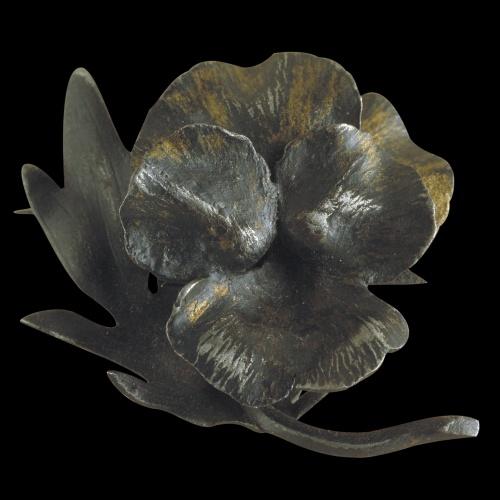 Juli González - Fermall amb una flor - Cap a 1914-1925