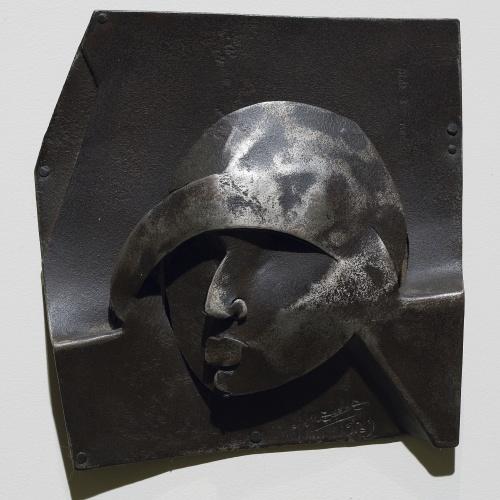 Juli González - Cap amb barret - 1929