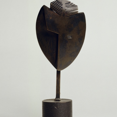 Juli González - Petita màscara amb ull quadrat - 1930