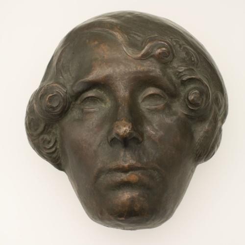 Juli González - Head with Curls - 1921
