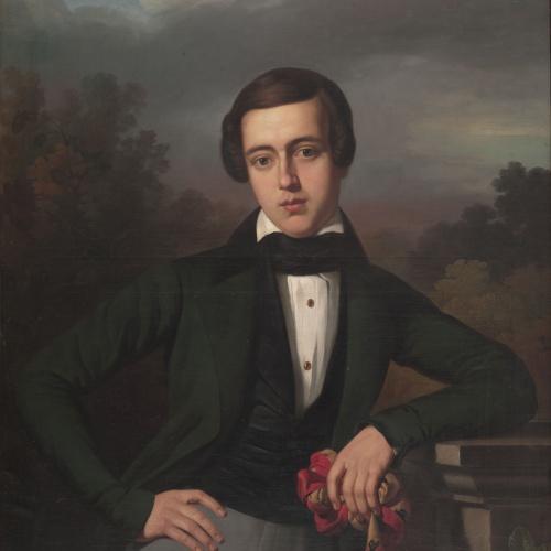 Francesc Jubany - Portrait of Miguel Jubany Guilera - 1838