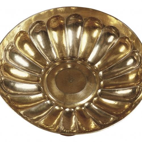Anònim. Aragó. Saragossa - Anap gallonat - Cap a 1470-1500