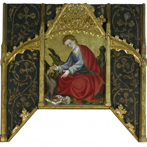 Guerau Gener - Sant Joan Evangelista - 1407-1411
