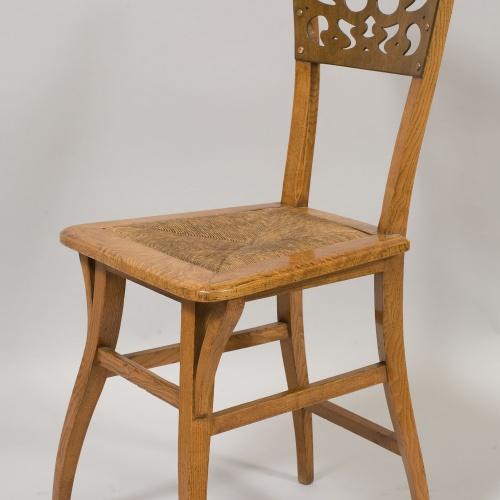 Sebastià Junyent - Chair - 1899