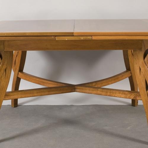 Sebastià Junyent - Dining-room table - 1899