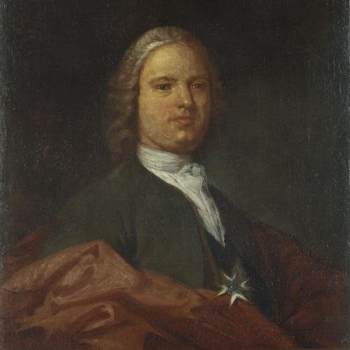 Antoni Viladomat - Retrat d'un cavaller de l'orde santjoanista - Entre 1700-1755