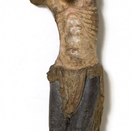 Anònim - Crist de Cubells - Últim quart del segle XII