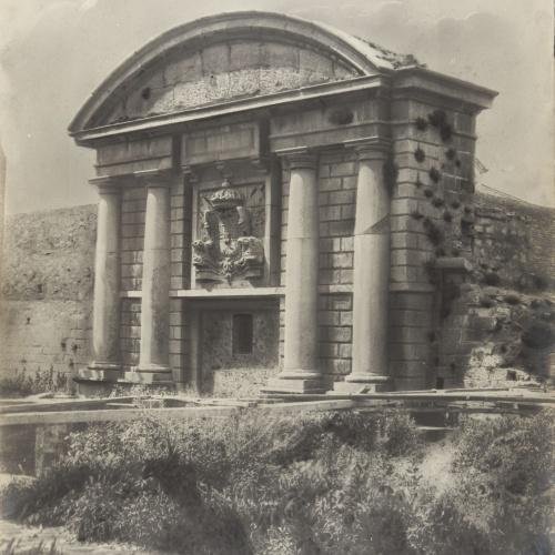 Lluís Ràfols - Untitled - Circa 1850