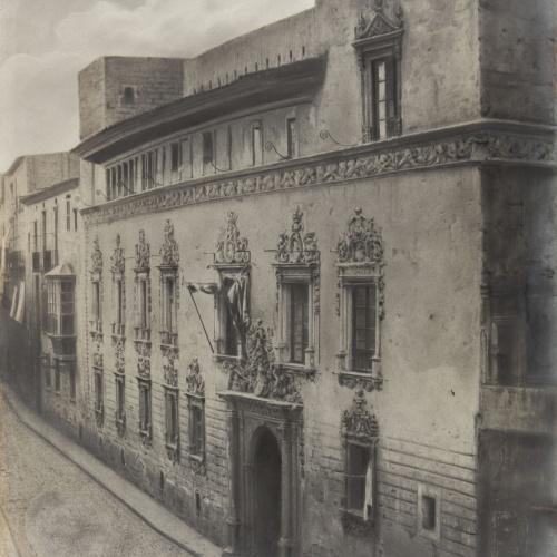 Lluís Ràfols - Untitled - Circa 1856