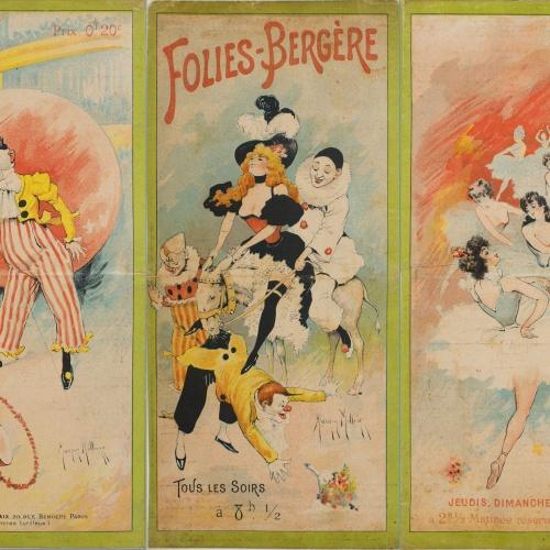 Maurice Millière - Folies-Bergère - 1897