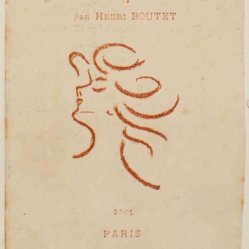 Henri Boutet - Les parisiennes - Circa 1890