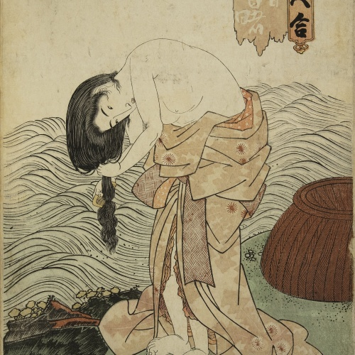 Utagawa Kunisada (Toyokuni III) - Ukiyo-e (album with fifty-two pictures) - End of the 18th century – mid-19th century [33]