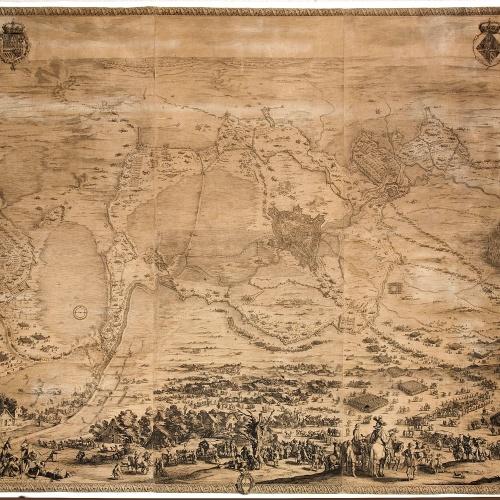 Jacques Callot - Setge de Breda - 1627-1628