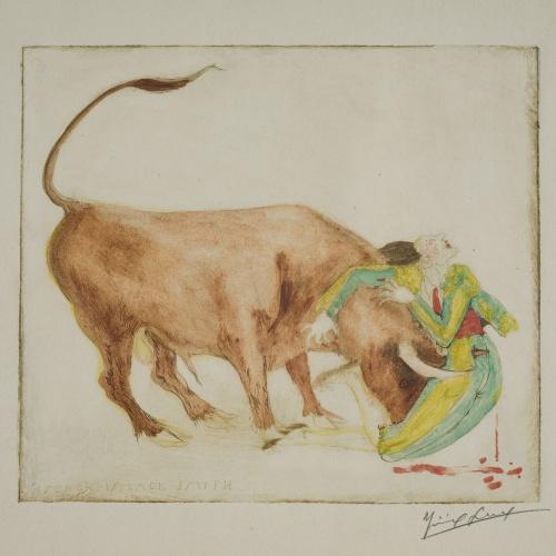 Ismael Smith - Atravesado - 1919