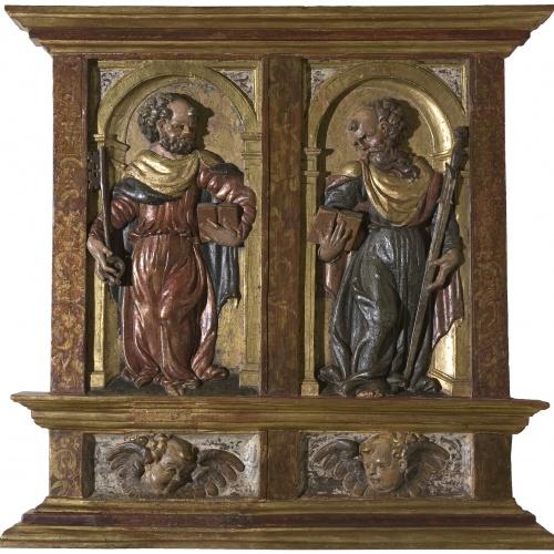 Andrés de Araoz - Sant Pere i sant Pau - 1558