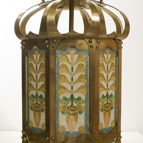 Frederic Vidal - Lamp - 1900
