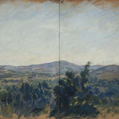Ricard Canals - Paisatge - 1928-1929