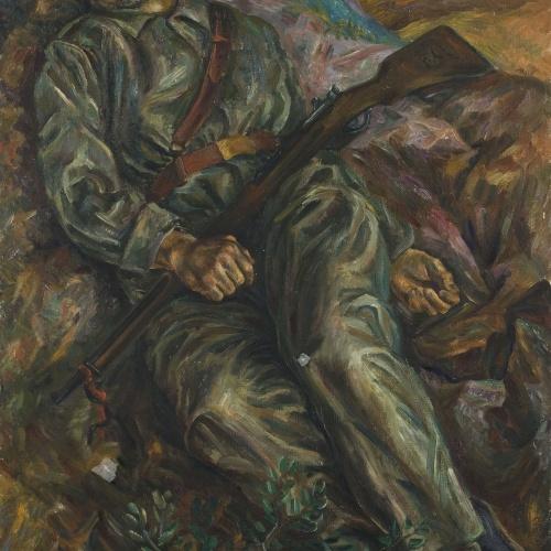 Gustavo Cochet - Milicià desconegut - Cap a 1938