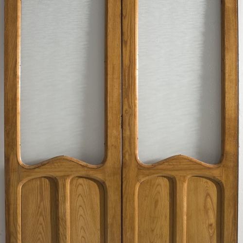 Antoni Gaudí - Porta vidriera de dos batents - 1906 [1]