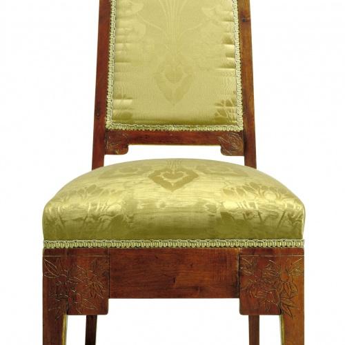 Gaspar Homar - Cadira - Cap a 1900-1904