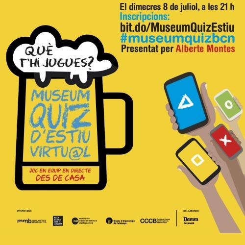 Museum Quiz Estiu virtual