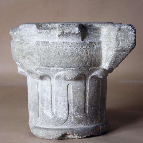 Anònim - Capitell andalusí d'època nassarita - Final del segle XIII [1]