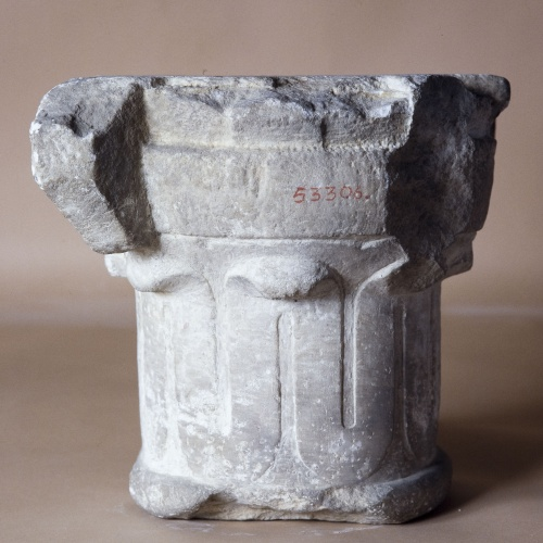 Anònim - Capitell andalusí d'època nassarita - Final del segle XIII [3]