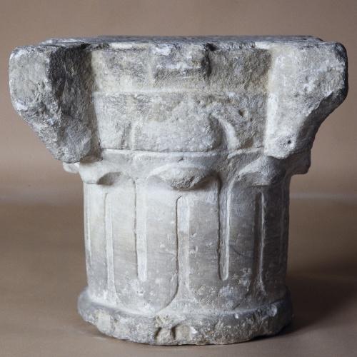 Anònim - Capitell andalusí d'època nassarita - Final del segle XIII