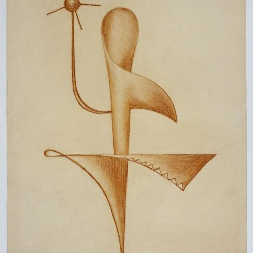 Leandre Cristòfol - Morphology 2 - 1932