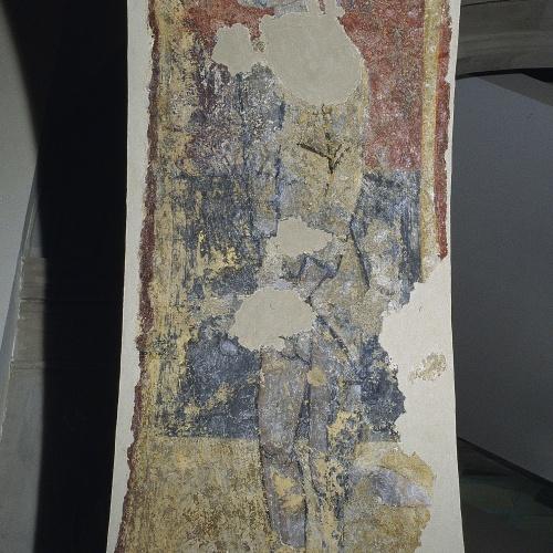 Mestre de Boí - Home coix i pecador de Boí - Cap a 1100