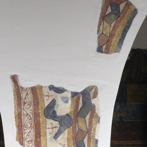 Mestre de Santa Maria de Taüll - Decoració d'un carcanyol de Santa Maria de Taüll - Després de 1123