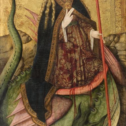 Joan Reixach - Santa Margarida - Cap a 1456