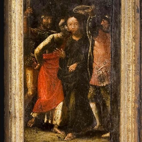 Antonio de Comontes - Captura de Crist - Entre 1515-1540