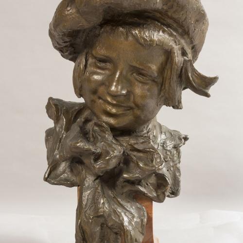 Miquel Blay - Lo meu noi (My Kid) - 1901