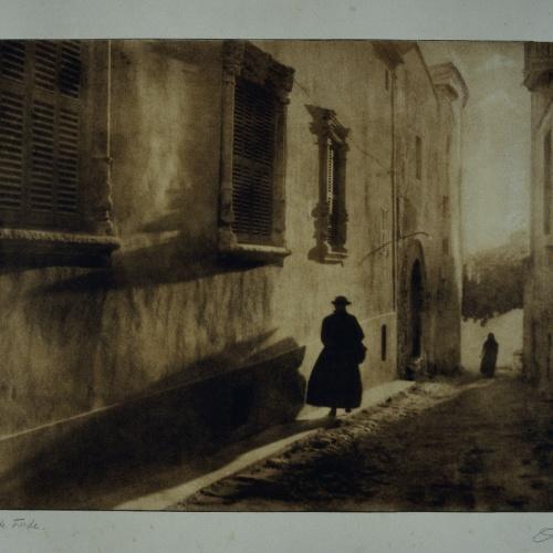 Joaquim Pla Janini - Sol de tarde - Febrer de 1943