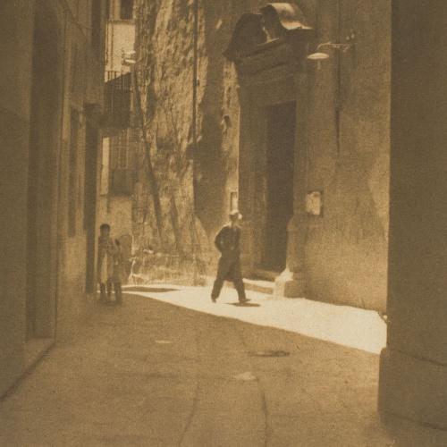 Joaquim Pla Janini - Mañana de sol - 1936