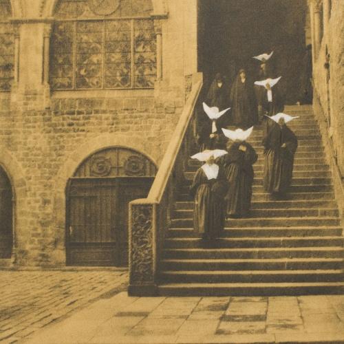Joaquim Pla Janini - Mariposas de la caridad (Butterflies of Charity) - Undated